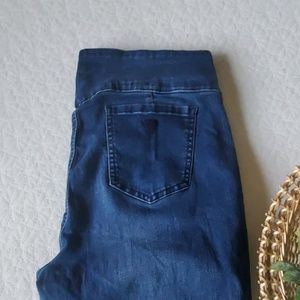 "Guess Jeans - Guess ""pull-on jeggings"" skinny jeans L 10"